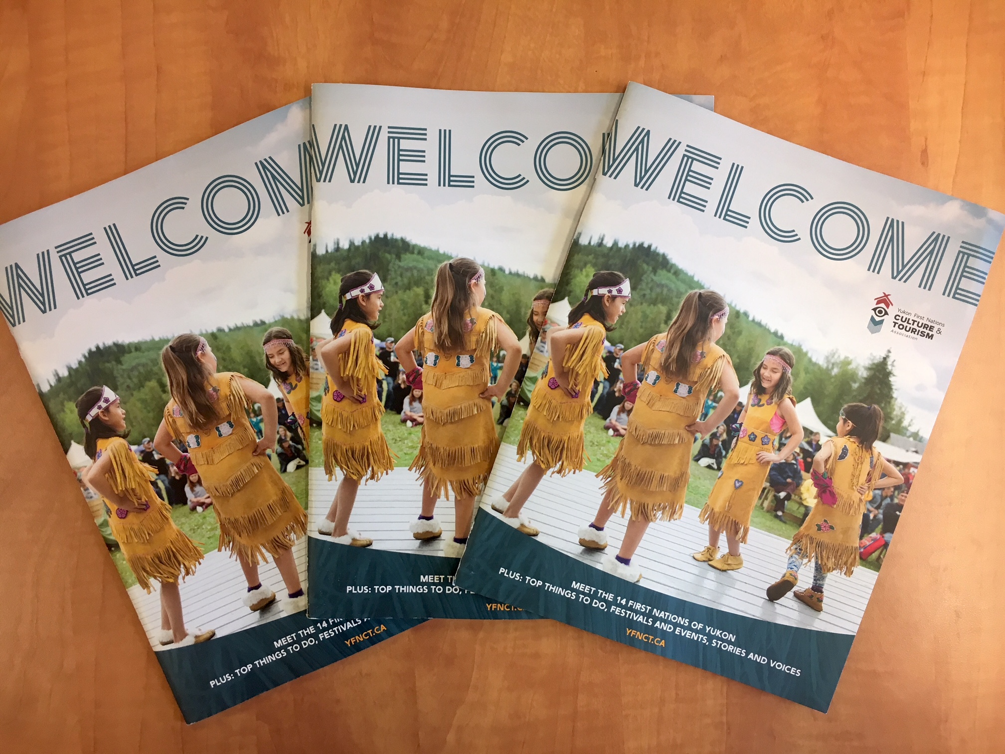 Welcome Guide Now Available